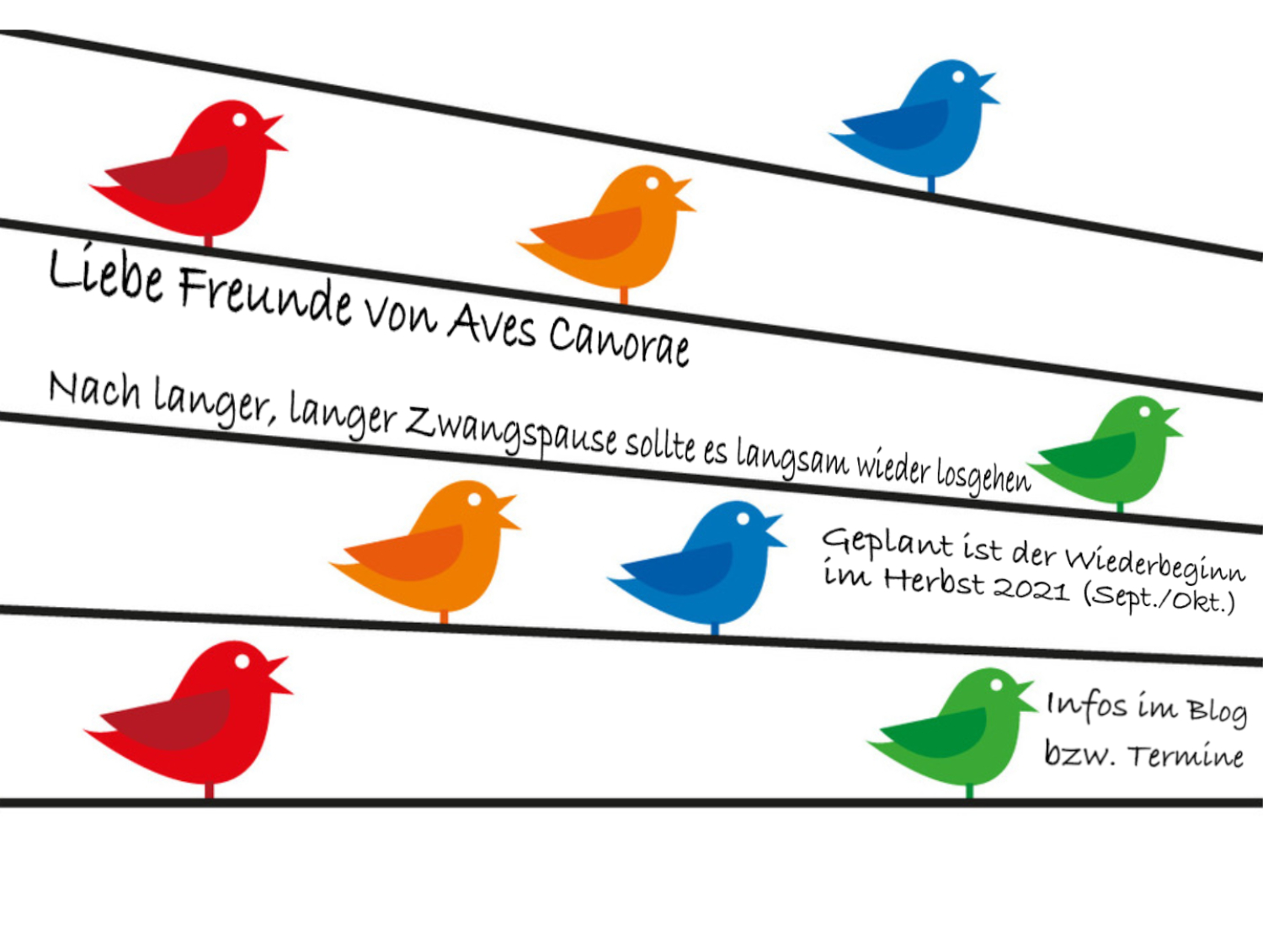 Aves Canorae